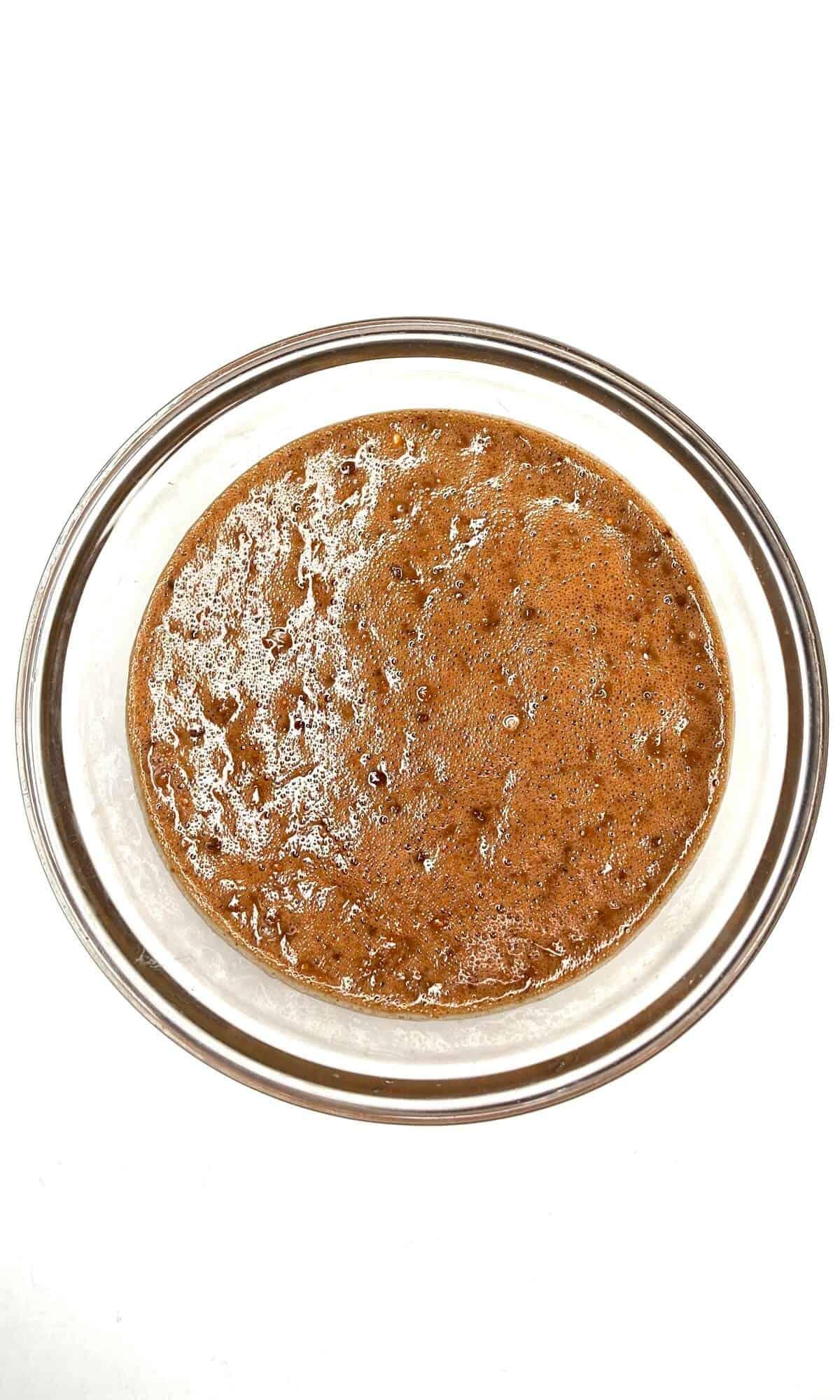 Chocolate Castella Cake (Photo by Viana Boenzli)